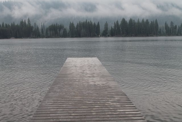 Dock on Donner