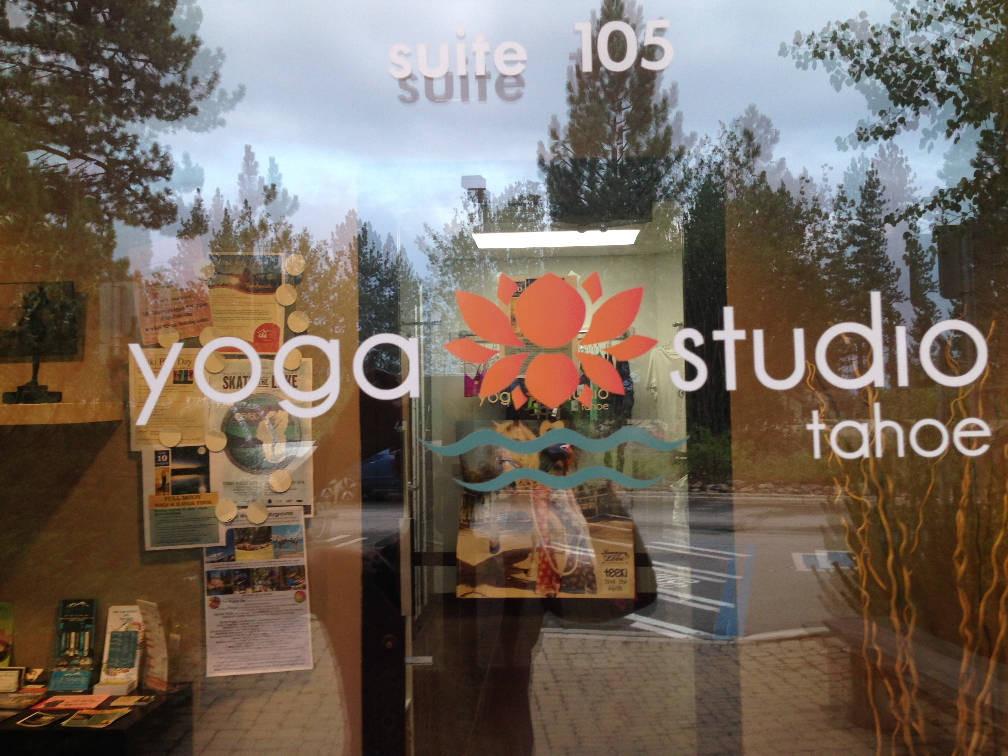 Yoga Studio Tahoe