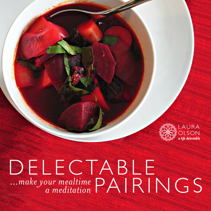 Delectable Pairings Cover